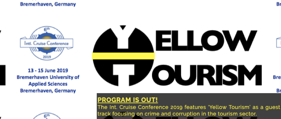 Yellow Tourism Track in ICC6 2019