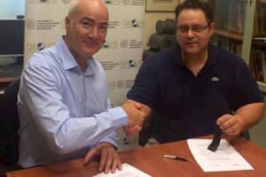 Υπογραφή MOU μεταξύ GeoLab και MDI