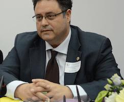 Prof Stavros Katsios @ Ovidius University, Konstanza, Romania